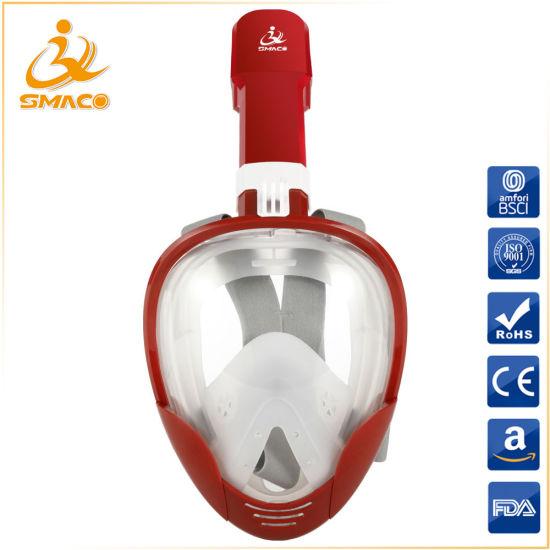 Seaview Free Breath 180 Degree Snorkel Mask Snorkel Set