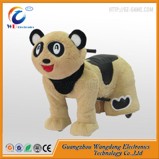 2016 New Style Zippy Animal Rides From Wangdong pictures & photos