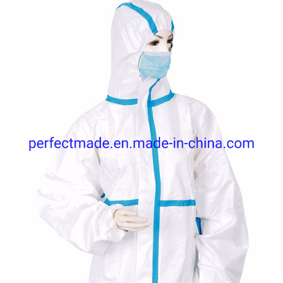 Disposable Safety Protective Clothing Work Coverall