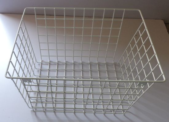 china daily metal storage basket for holtel china daily use