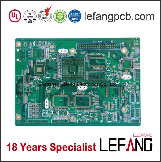 china immersion gold printed circuit board pcb for tablet display rh lefangpcb en made in china com