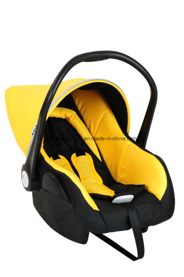 China 889 Baby Stroller Car Seat With, Yellow Car Seat And Stroller