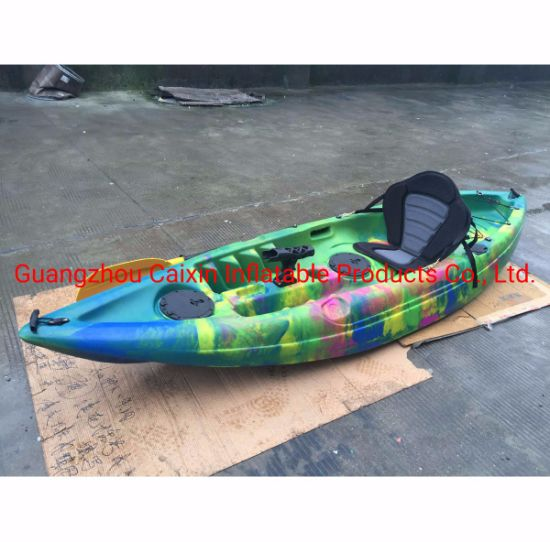 High Quality LLDPE Sit on Top Kayak Fishing Kayak Single Kayak
