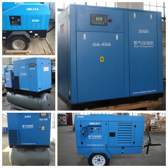 Atlas Copco Diesel Air Compressor Price List pictures & photos
