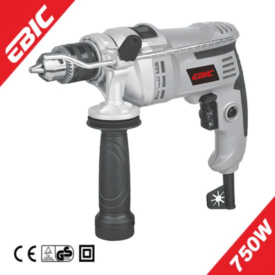 Ebic China Better Quality Power Tools 13 Impact Drill with Best Price pictures & photos