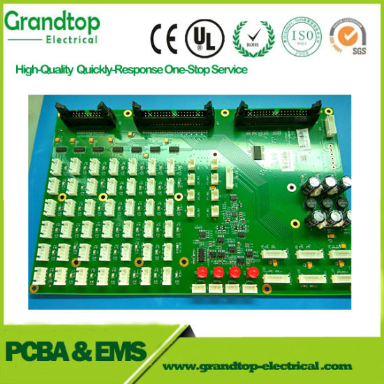 china aluminum pcb with countersink holes printed circuit board rh nick lee en made in china com