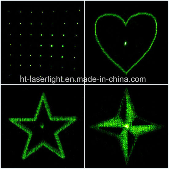 OEM Best Selling 4 in 1 Stage Lamp Diffraction Optical DOE Laser Gratings Lens Diffractive
