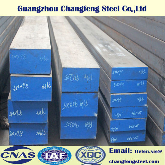 1.7225, SAE4140, SCM440 Steel Plate and Flat Bar of Alloy steel for Mechanical