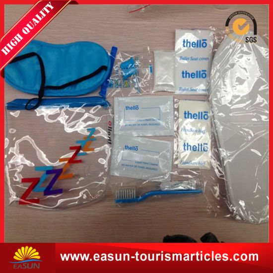 Hotel Travel Kit with Good Quality & Customers'logo