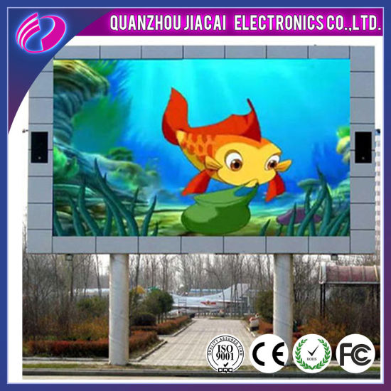 Cheap Price P8 Outdoor Full Color LED Display