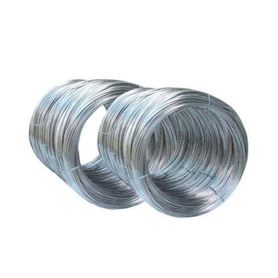 China Shengteng Brand High Carbon Spring Galvanized Steel Wire
