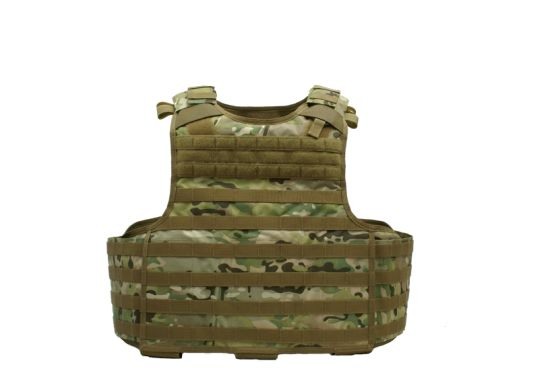 Military Police Army Outdoor Protective Safety Bullet Proof Camouflage Protective Vest