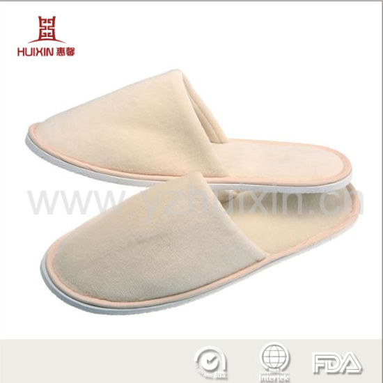 2c56582da0ff Factory OEM New Style Hot Sale Hotel Bedroom Slippers Washable Hotel  Disposable Slipper