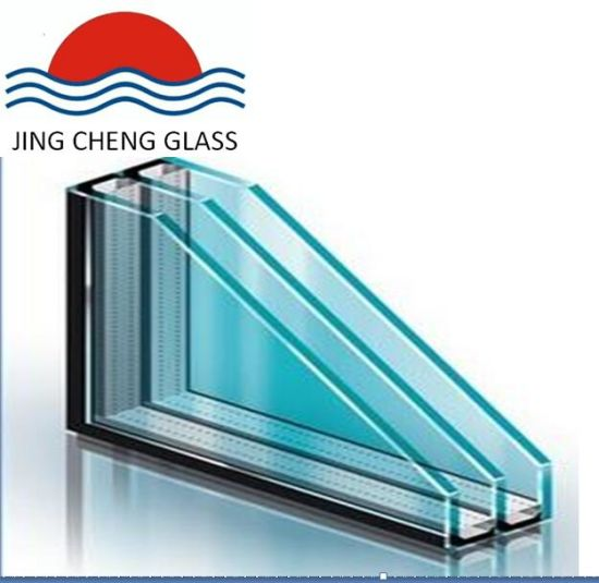 Hot Color Curved Insualted Glass/Construction Glass/Window Glass