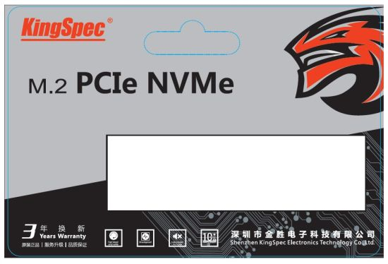 China Kingspec M  2 Nvme Pcie 240GB Internal SSD - China Nvme, 240GB