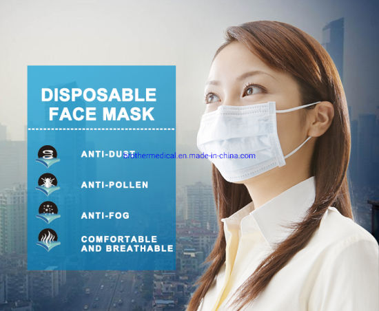 High Quality Disposable Face Mask Price