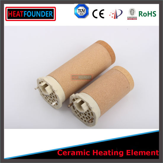 Diameter 16.5mm Mini Ceramic Heating Element 800W pictures & photos