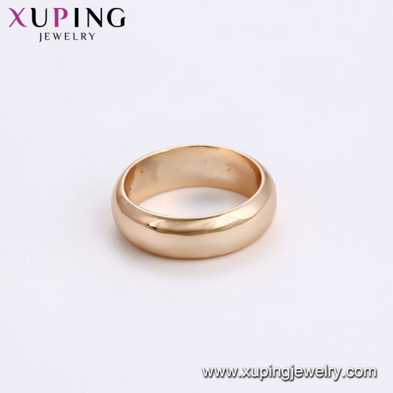11204 Hot Selling Good Qualitty 18K Gold-Plated Crystal Fashion Jewelry Ring for Women′s Best Gifts pictures & photos