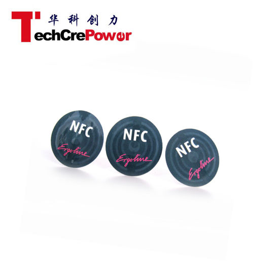 Wholesale Customized F08 RFID Tag Keyfob NFC Tag pictures & photos