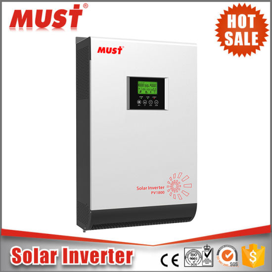 China Pv1800 Series 5kva Solar Power Inverter With Parallel