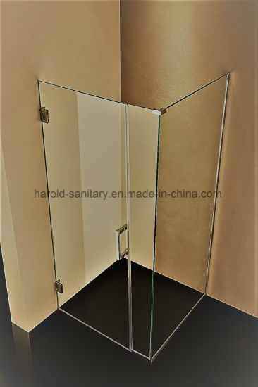 SGCC Easy-Clean Coat 8-10mm Glass Shower Cabin