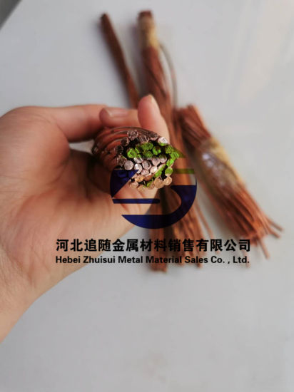 Price of Copper Wire Scrap for Sale with 99.99% Purity