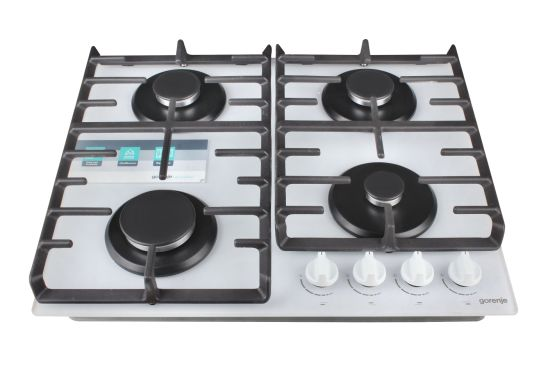 Hot Sale! ! Stainless Steel Top Cooktop 5 Burner Gas Cooker