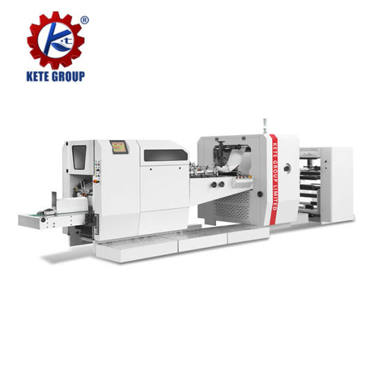 Automatic Food Paper Bag Making Machine Price