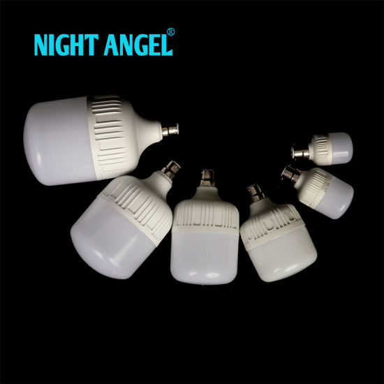 New High Power Aluminum T Shape LED Light Bulb Lamp Energy Saving Manurfacturer