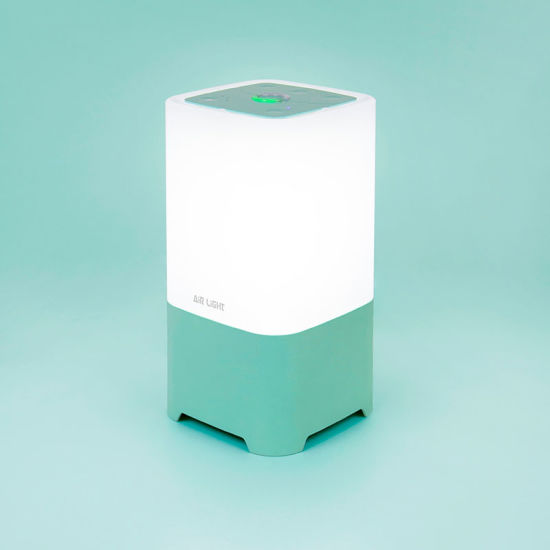 Ce RoHS Products Air Cleaner with Light for HEPA Filtration Filter Pollen