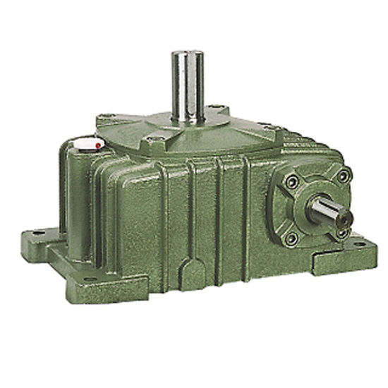 Wpo 90 Degree Worm Speed Gearbox