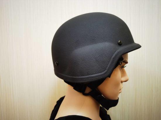 Personal Protective Bullet-Proof Helmet Equipment