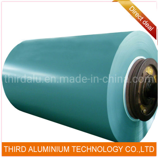 Hot Sale 1060 Color Coated Aluminum Alloy Strip for Roofing Shutters