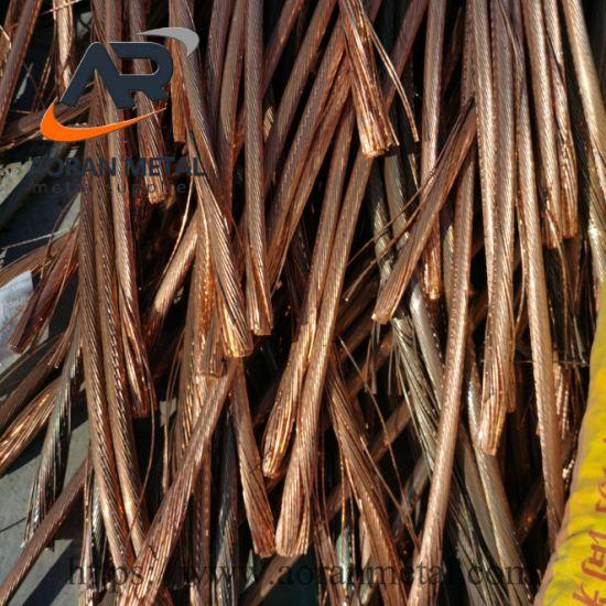 Direct Factory Supply Copper Wire Scrap 99.99%SGS