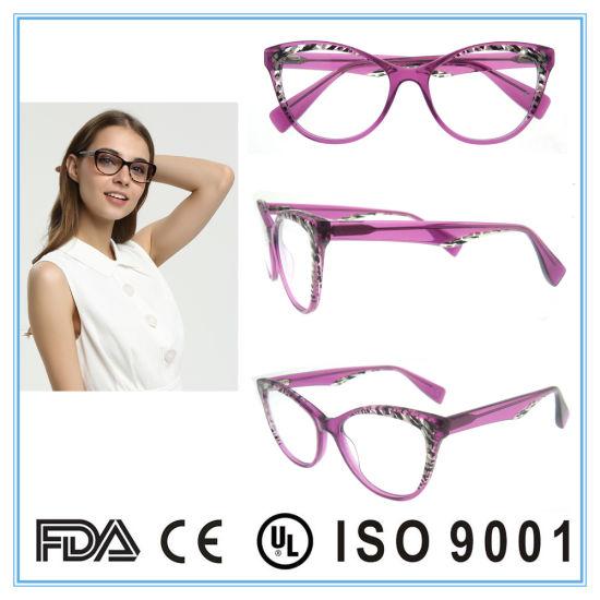 129449b446a Hot Selling Design Eyeglass Optical Frames Latest Glasses Frames for Girls
