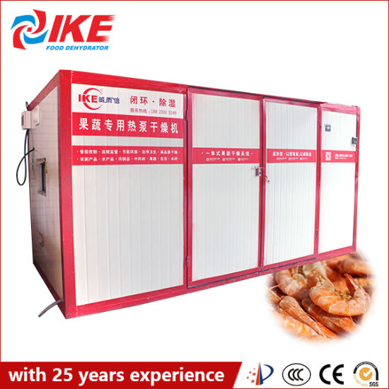 Wrh-500d Commercial Electric Seafood Shrimp Fish Fruit and Vegetable Food Drying Machine Supplier for Sale