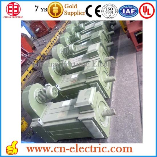 380V 25kw Rolling Mill and Sugar Mill AC Electric Variable Frequency Motor