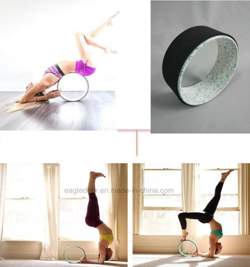 China Yoga Wheel Designed For Dharma Yoga Wheel Pose For Stretching And Increased Flexibility China Yoga Ball And Sports Equipment Price