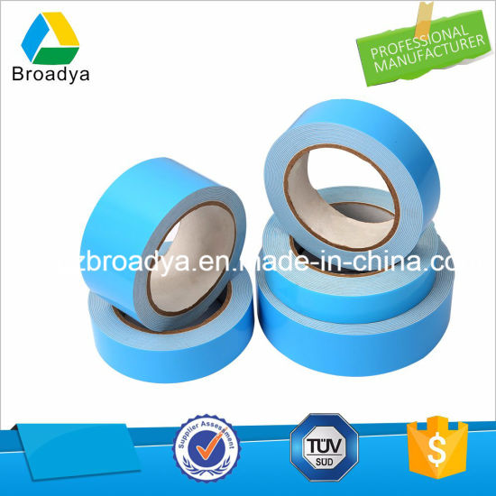 Waterproof Insulation Double Sided Polyethylene PE Polythene Foam Tape (BY1510) pictures & photos