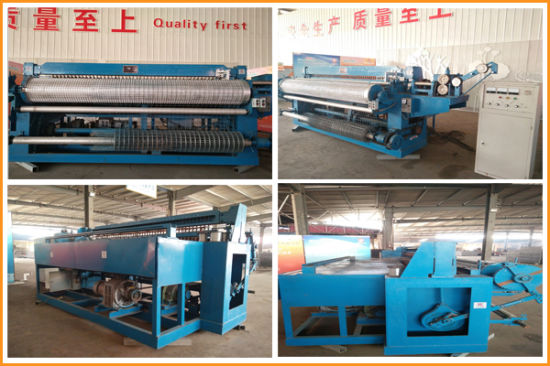 Automatic Welded Wire Mesh Making Machine Price pictures & photos
