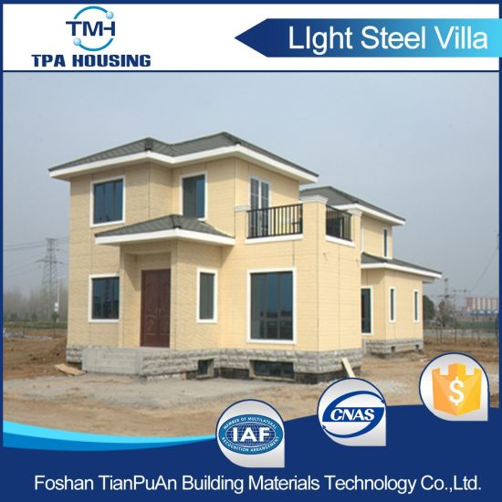 Steel Structure Shed Prefab House Design Prefabricated Building pictures & photos