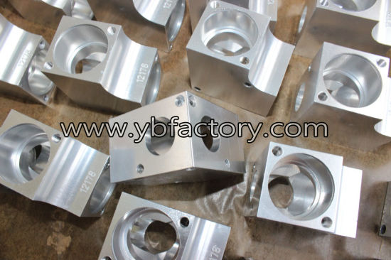 China Machinery Die Casting Aluminum Gear Housing Aircraft