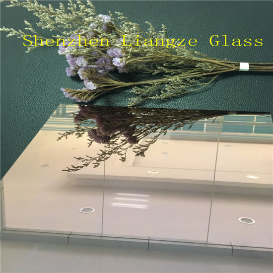 4mm-12mm Temperable Mirror Float Glass/Building Glass with Environmental Friendly pictures & photos