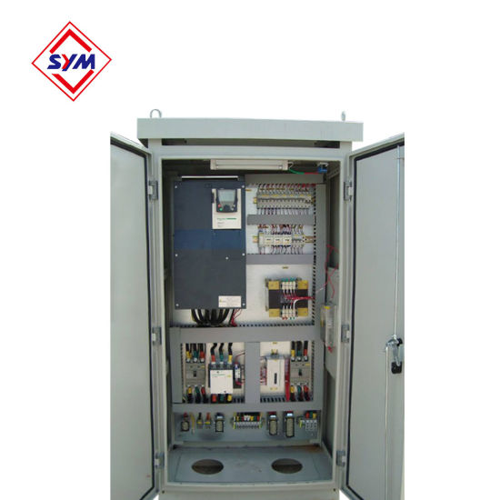 Panel Control Box for Tower Crane Hoist Mechanism Spare Parts