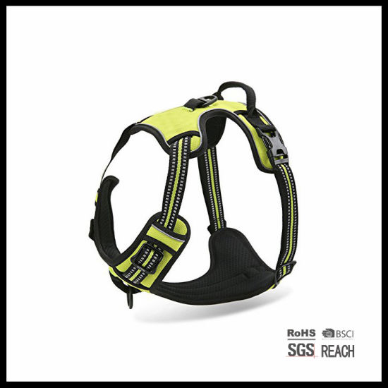 Pet Supply Products Safety Vest Harness with Trafic Handle