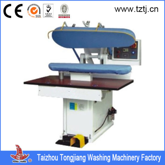 CE Approvered Electric Industrial Laundry Steam Iron Press Machine pictures & photos