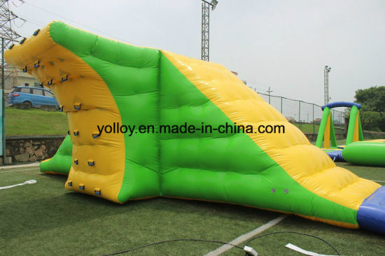 Inflatable Action Tower Water Game for Aqua Park pictures & photos