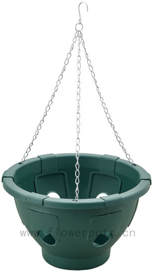 Hanging Basket Flower Pot (KD7028) pictures & photos