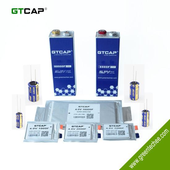 GTCAP 10000F 4 0V Hybrid Supercapacitor Battery with Big Capacitance