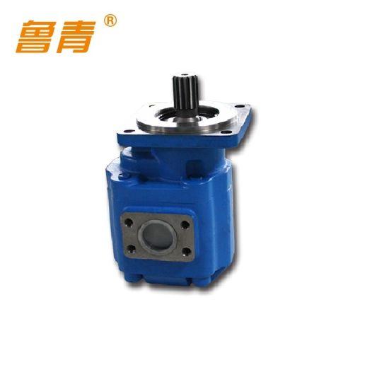China Wheel Loader Use Hydraulic Gear Pump Jhp Series High